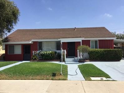 2224 San Marino Street, Oxnard, CA 93033 - MLS#: 218010870