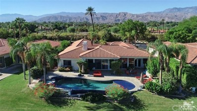 104 Loch Lomond Road, Rancho Mirage, CA 92270 - MLS#: 218010870DA