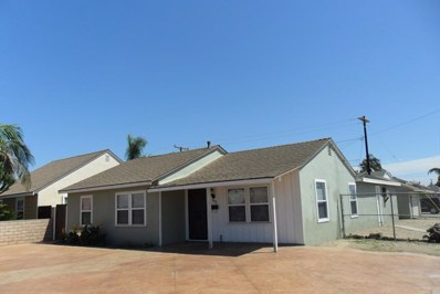 1852 Valley Park Drive, Oxnard, CA 93033 - MLS#: 218011015