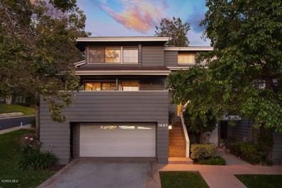 1487 View Drive, Westlake Village, CA 91362 - MLS#: 218011019