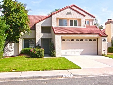 5325 Rainwood Street, Simi Valley, CA 93063 - MLS#: 218011028