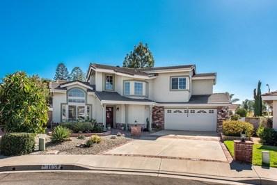 1058 Meadowlark Drive, Fillmore, CA 93015 - MLS#: 218011030