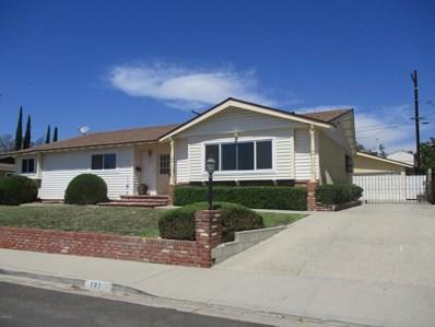 121 Virginia Terrace, Santa Paula, CA 93060 - MLS#: 218011064