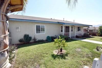 724 B Street, Fillmore, CA 93015 - MLS#: 218011065