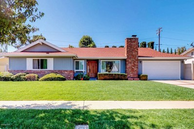 120 Tarkio Street, Thousand Oaks, CA 91360 - MLS#: 218011111