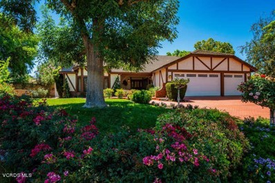5703 Willowtree Drive, Agoura Hills, CA 91301 - MLS#: 218011150