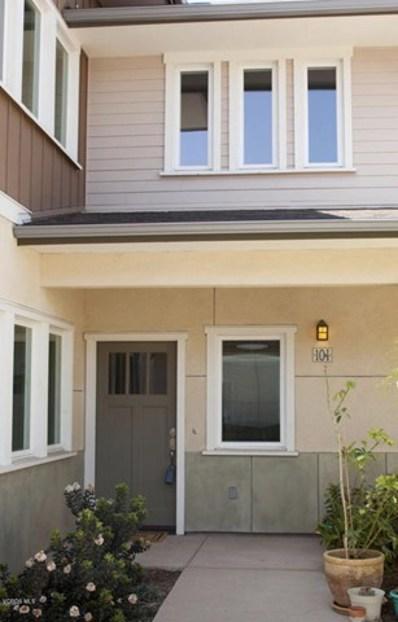 1016 Los Angeles Ave UNIT 104, Ventura, CA 93004 - MLS#: 218011163
