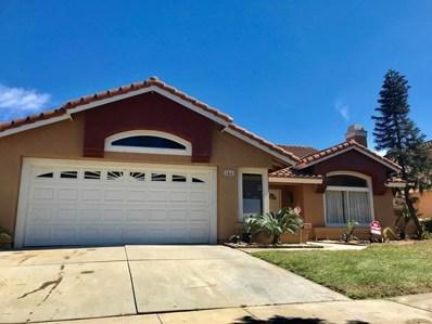 2414 Grapevine Drive, Oxnard, CA 93036 - MLS#: 218011174