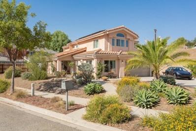 424 Talbert Avenue, Simi Valley, CA 93065 - MLS#: 218011188