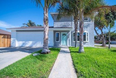 3501 Taffrail Lane, Oxnard, CA 93035 - MLS#: 218011194
