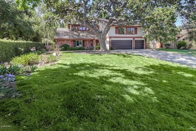 3352 Medicine Bow Court, Westlake Village, CA 91362 - MLS#: 218011196