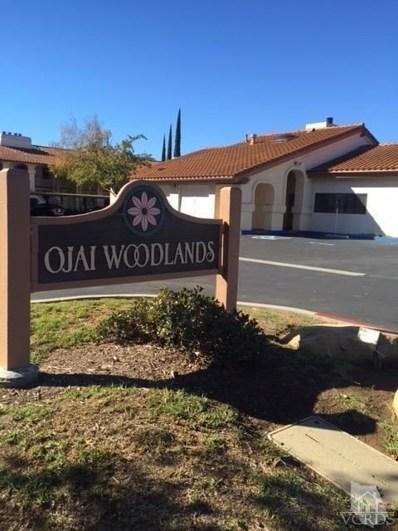 848 Woodland Avenue UNIT 26, Ojai, CA 93023 - MLS#: 218011203
