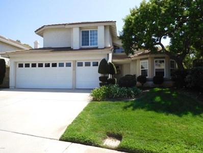 12628 Crescentmeadow Court, Moorpark, CA 93021 - MLS#: 218011232