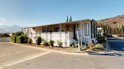 250 Telegraph Road UNIT 254, Fillmore, CA 93015 - MLS#: 218011244