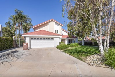 3110 Peggy Court, Simi Valley, CA 93063 - #: 218011277