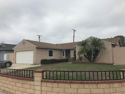 1496 Clay Avenue, Ventura, CA 93004 - MLS#: 218011289