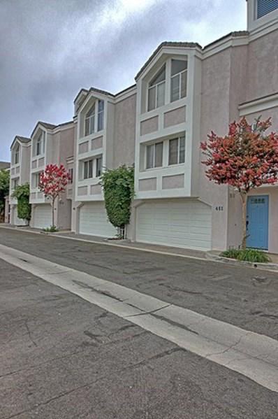 461 4th Place, Port Hueneme, CA 93041 - MLS#: 218011340