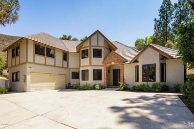 4196 Summit Ridge Court, Westlake Village, CA 91362 - MLS#: 218011396