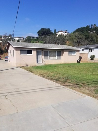 624 Ojai Road, Santa Paula, CA 93060 - MLS#: 218011400