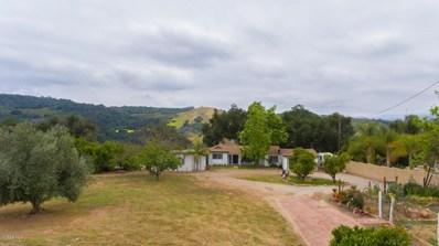 250 Verde Oak Drive, Oak View, CA 93022 - MLS#: 218011405