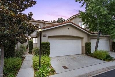 231 Calle Orovista, Camarillo, CA 93012 - MLS#: 218011452