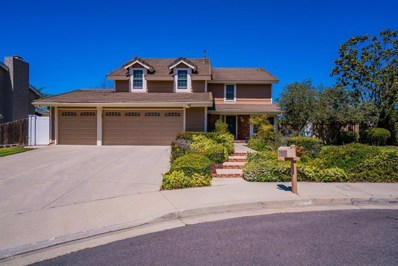 923 Deerspring Place, Newbury Park, CA 91320 - MLS#: 218011475