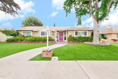 414 Fernwood Drive, Oxnard, CA 93030 - MLS#: 218011486