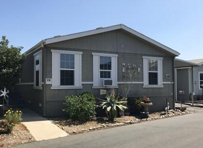 10685 Blackburn Road UNIT 98, Ventura, CA 93004 - MLS#: 218011490