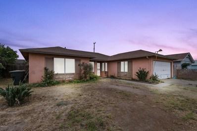 840 Yucca Street, Oxnard, CA 93033 - MLS#: 218011557