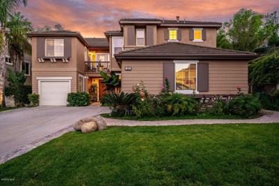386 Sunrock Court, Simi Valley, CA 93065 - MLS#: 218011602