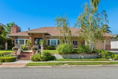 777 Calle Mandarinas, Thousand Oaks, CA 91360 - MLS#: 218011648