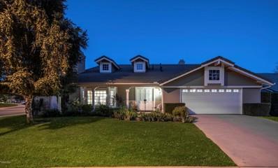 6152 Shadycreek Drive, Agoura Hills, CA 91301 - MLS#: 218011657