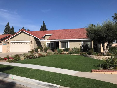 2804 Tiffaney Lane, Simi Valley, CA 93063 - MLS#: 218011662