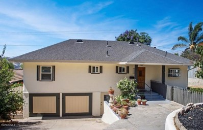 1142 Ventura Avenue, Oak View, CA 93022 - MLS#: 218011694