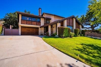 1802 Rivendell Circle, Newbury Park, CA 91320 - MLS#: 218011703