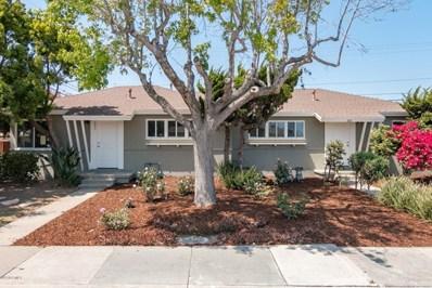 203 Iris Street, Oxnard, CA 93033 - MLS#: 218011708