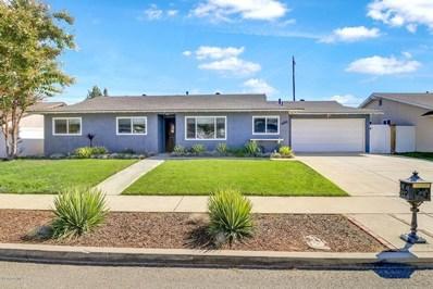 4490 Fort Worth Drive, Simi Valley, CA 93063 - MLS#: 218011713