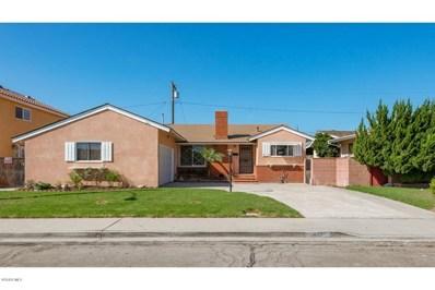 412 Laurie Lane, Santa Paula, CA 93060 - MLS#: 218011718