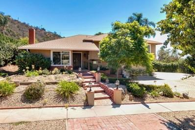 616 Viewcrest Drive, Ventura, CA 93003 - MLS#: 218011772