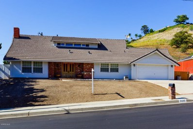 2435 Drake Drive, Thousand Oaks, CA 91362 - MLS#: 218011785