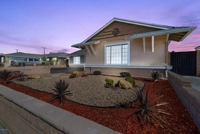 1001 Redwood Street, Oxnard, CA 93033 - MLS#: 218011802