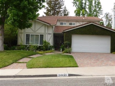 30121 Amelia Drive, Agoura Hills, CA 91301 - MLS#: 218011809
