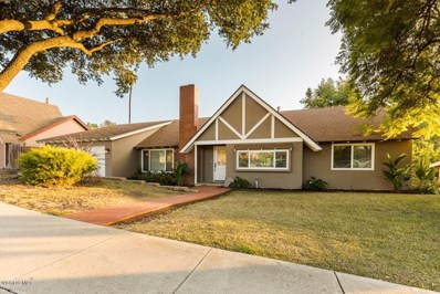1336 Avenida De Los Arboles, Thousand Oaks, CA 91360 - MLS#: 218011827
