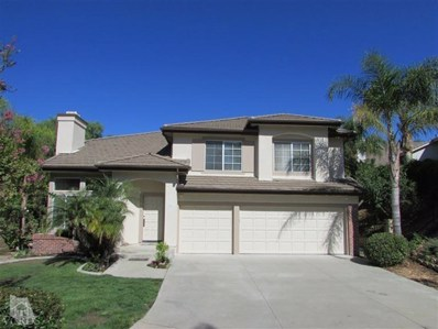 1621 Shadow Oaks Place, Thousand Oaks, CA 91362 - MLS#: 218011871