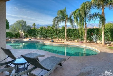 1 Cartier Court, Rancho Mirage, CA 92270 - MLS#: 218011878DA