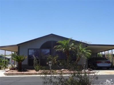 69525 Dillon Road UNIT 65, Desert Hot Springs, CA 92241 - MLS#: 218011908DA