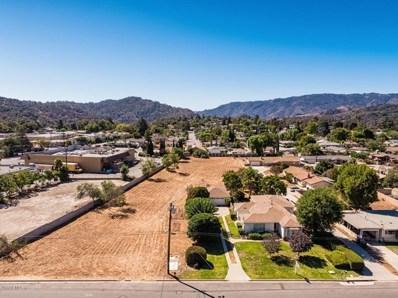 36 Kunkle Street, Oak View, CA 93022 - MLS#: 218011911