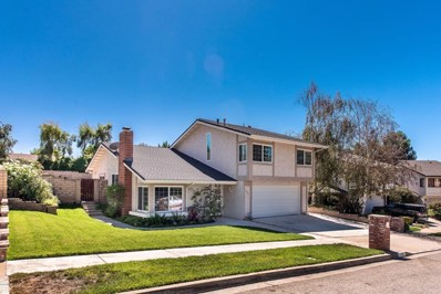 908 Hillview Circle, Simi Valley, CA 93065 - MLS#: 218011912