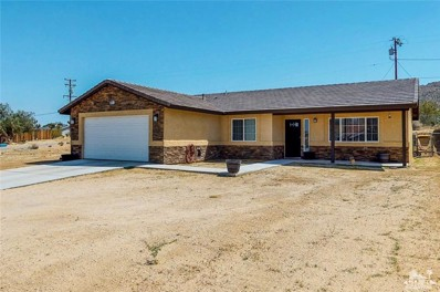 60261 Chesapeake Drive, Joshua Tree, CA 92252 - MLS#: 218011932DA