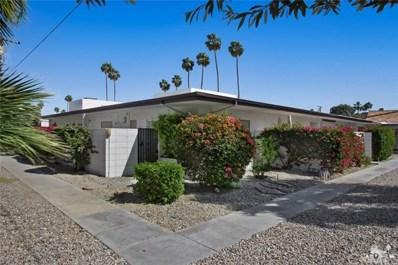 1907 Tachevah Drive, Palm Springs, CA 92262 - MLS#: 218011942DA